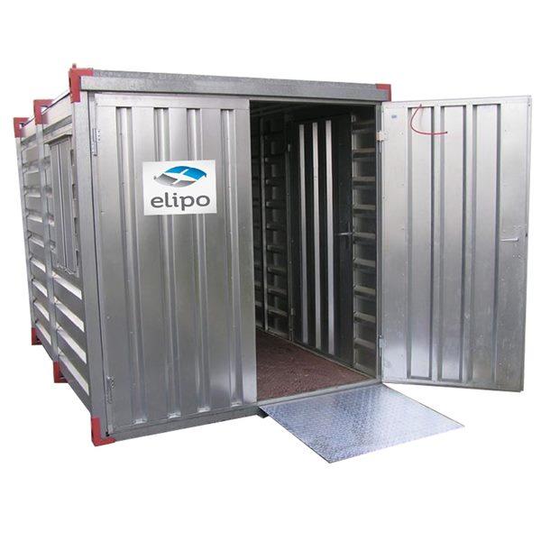Lagercontainer - gebraucht oder neu